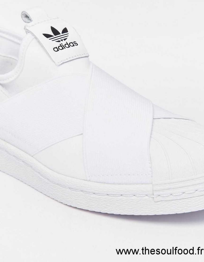 adidas superstar sans lacet
