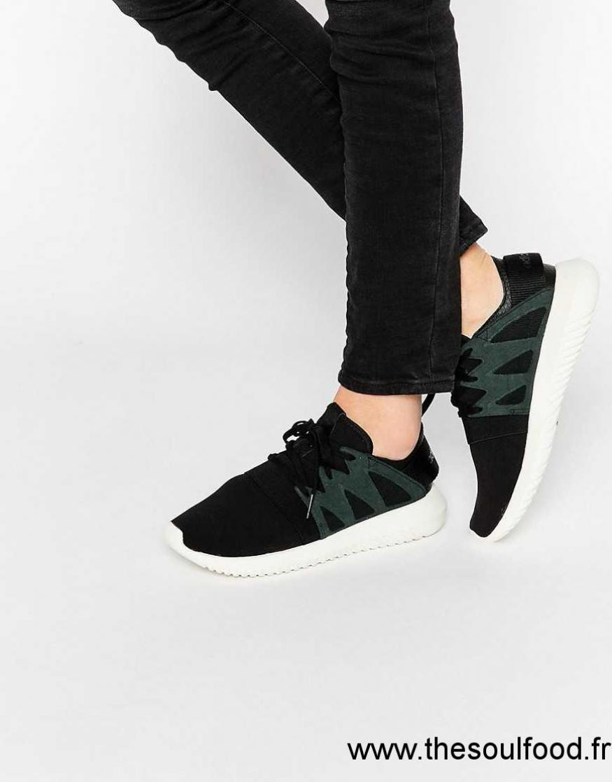 Adidas Originals - Tubular Viral - Baskets - Noir Femme Noir Chaussures | Adidas France NR660036