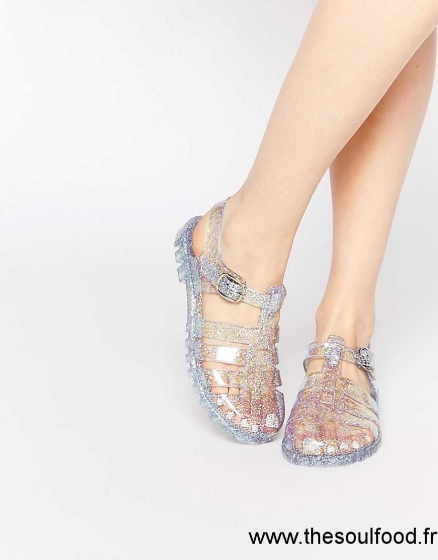 Style You En Femme Sandales Spartiates Souple Plastique For Asos QshCBtrxd