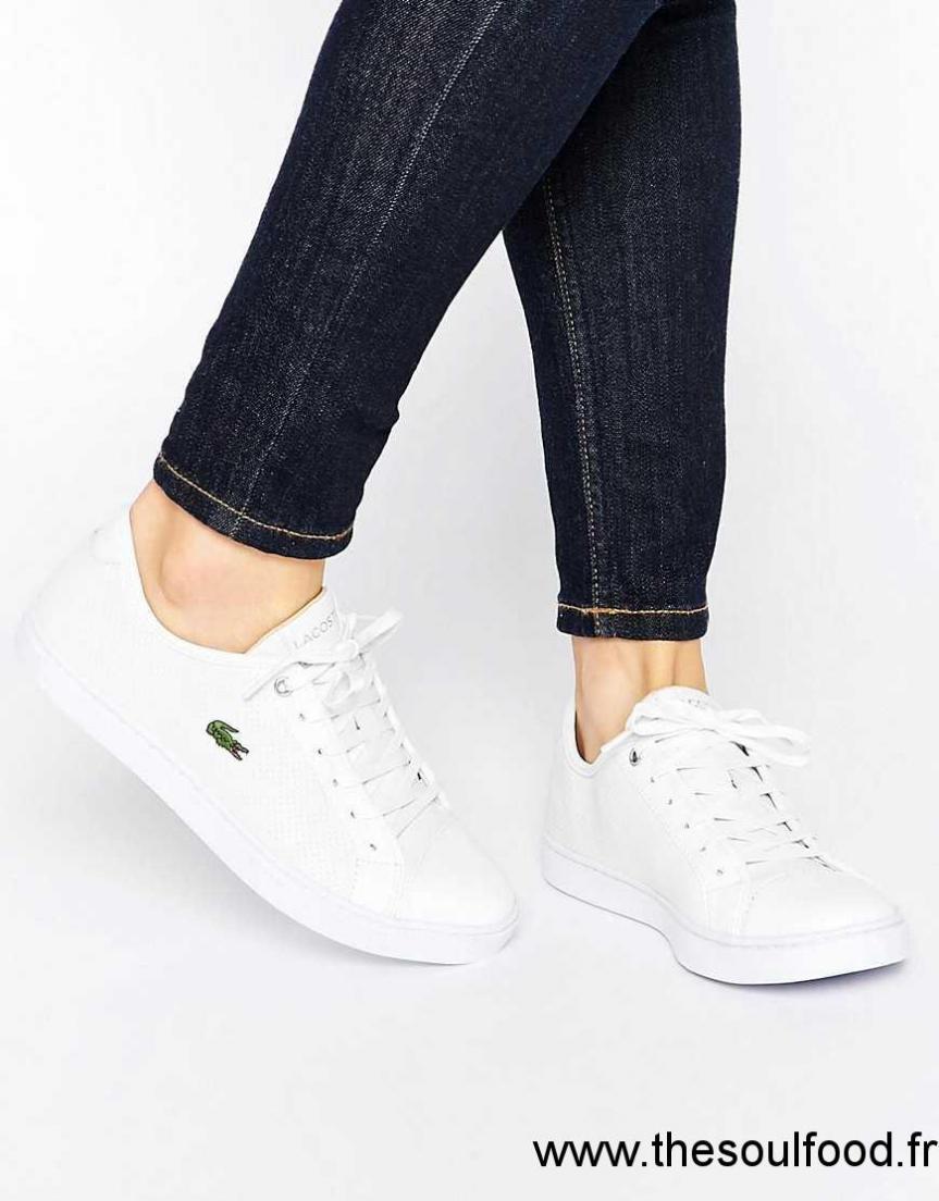 0affafdb7d Femme Chaussures Piq3 Blanc Baskets Lacoste Showcourt Azpqwxn Bq77XxHz