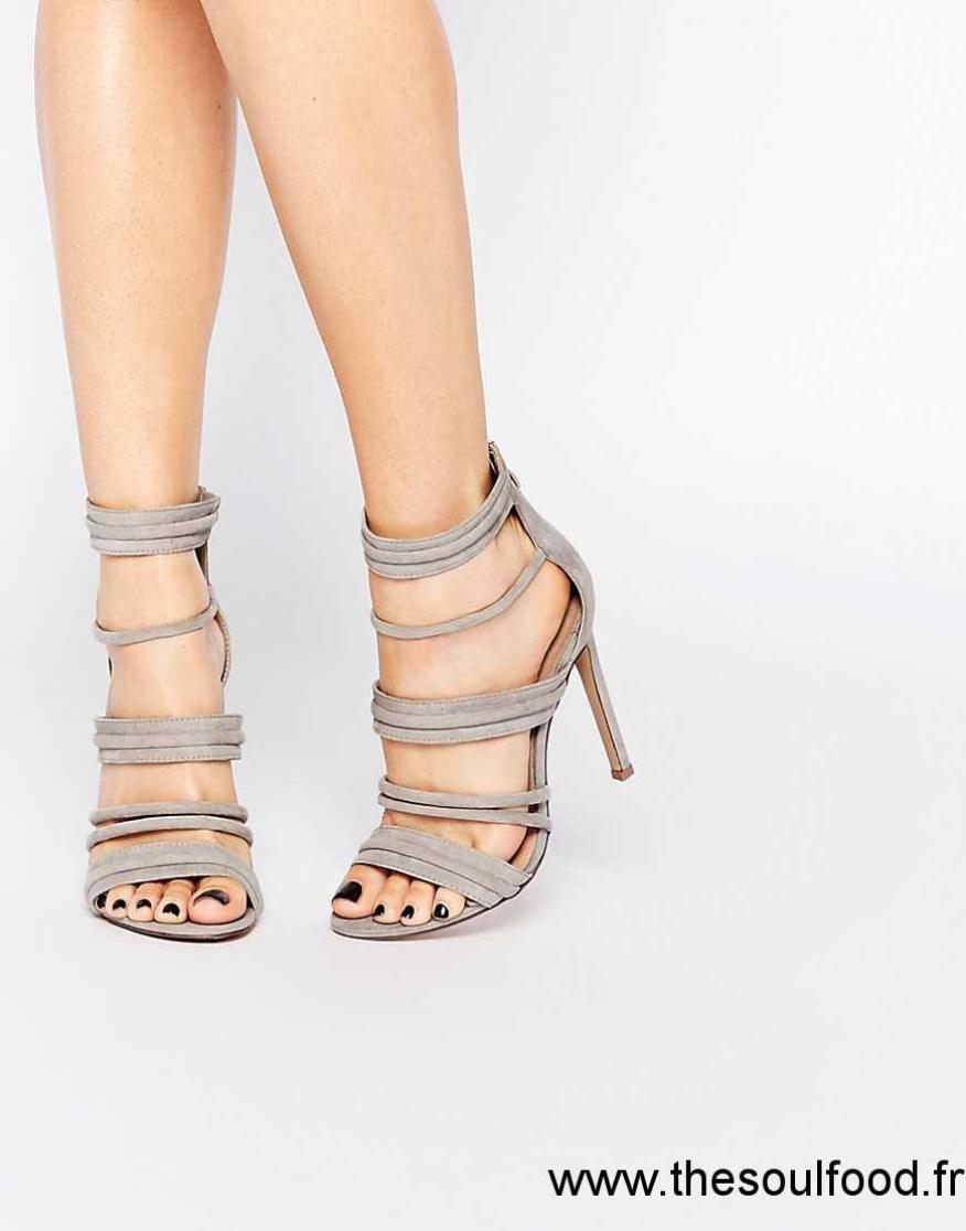 chaussure talon original grise femme femme escarpin HbE29eIWDY