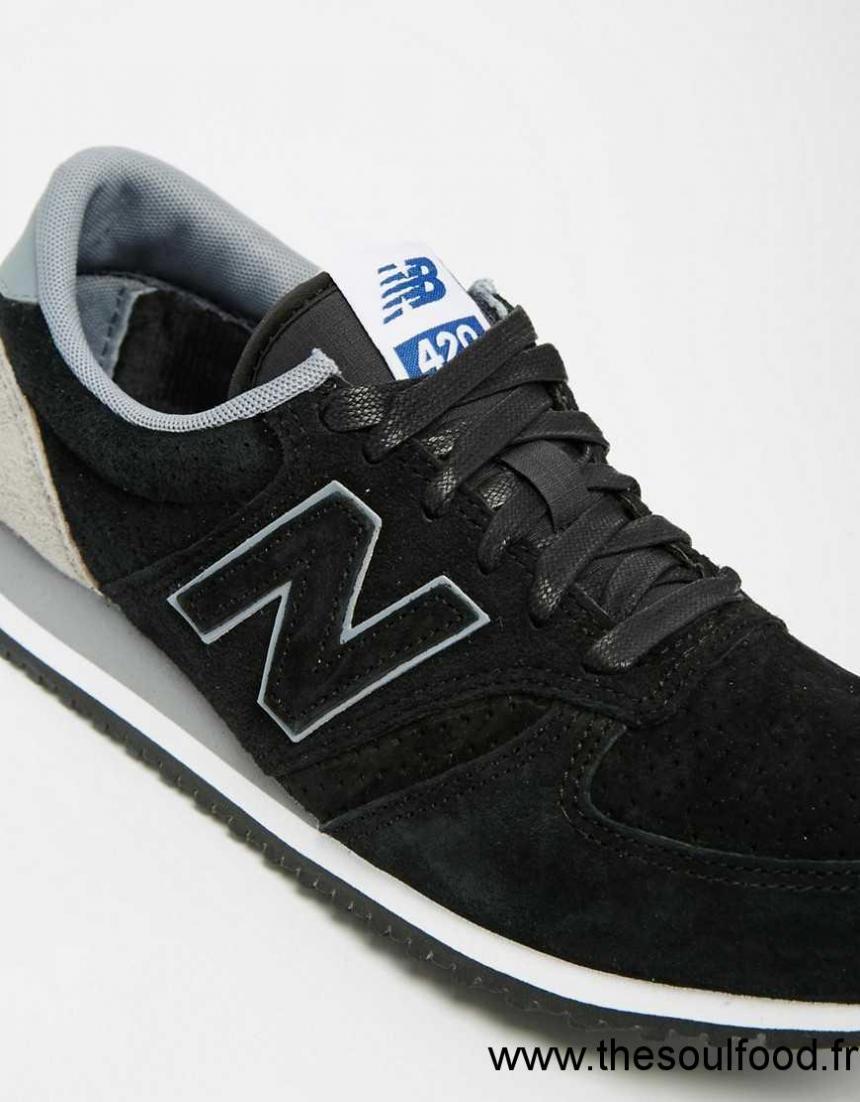 new balance 420 daim noir