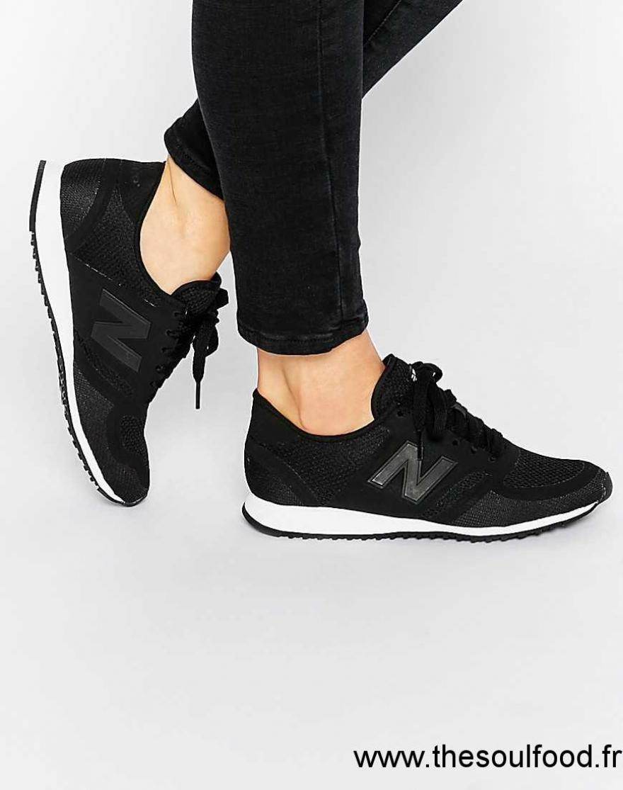 chaussures new balance noir femme