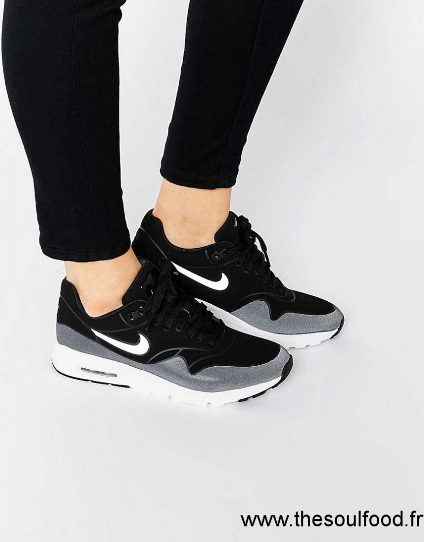 photos officielles 42e61 42a80 good air max 1 noir et blanc femme cb86b 8bb8c