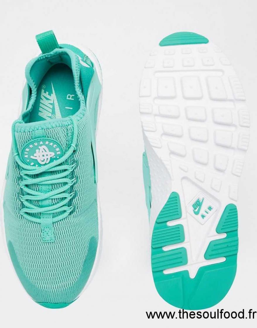 Nike Hyper Air Huarache Ultra Baskets Turquoise Femme
