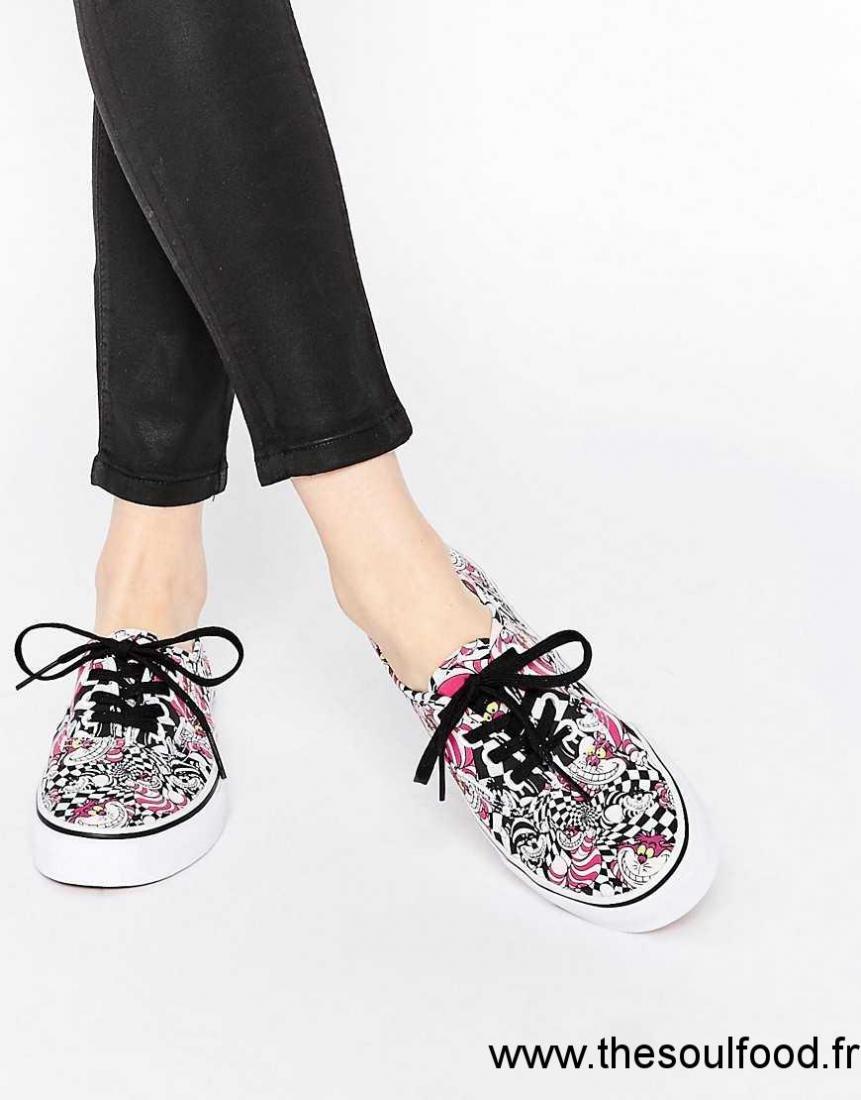 chaussure vans authentic femme