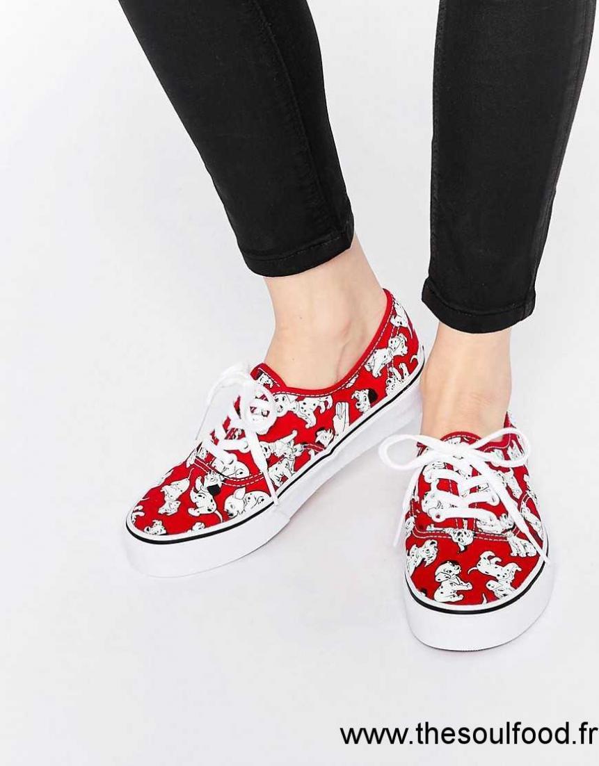 chaussures vans femme disney