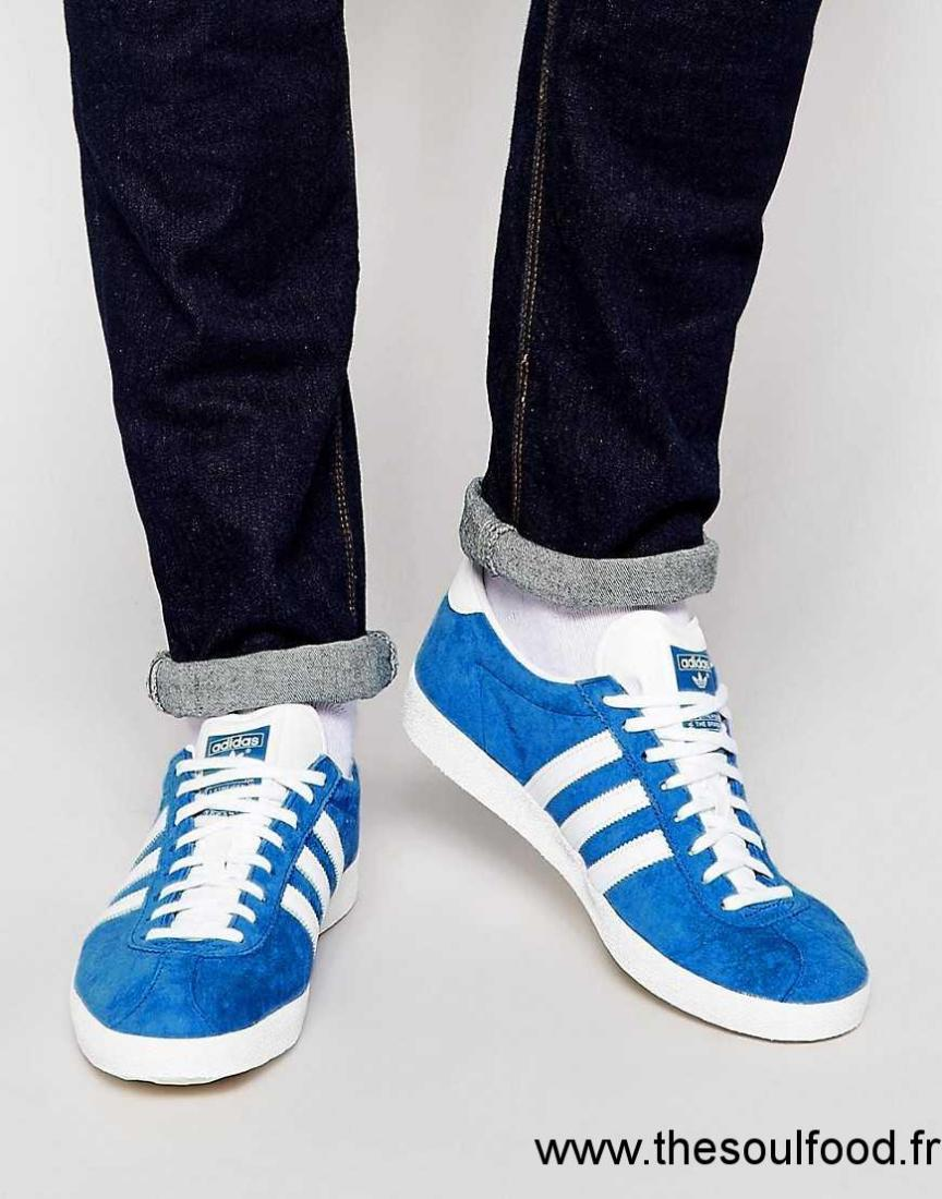 adidas originals baskets gazelle chaussures homme
