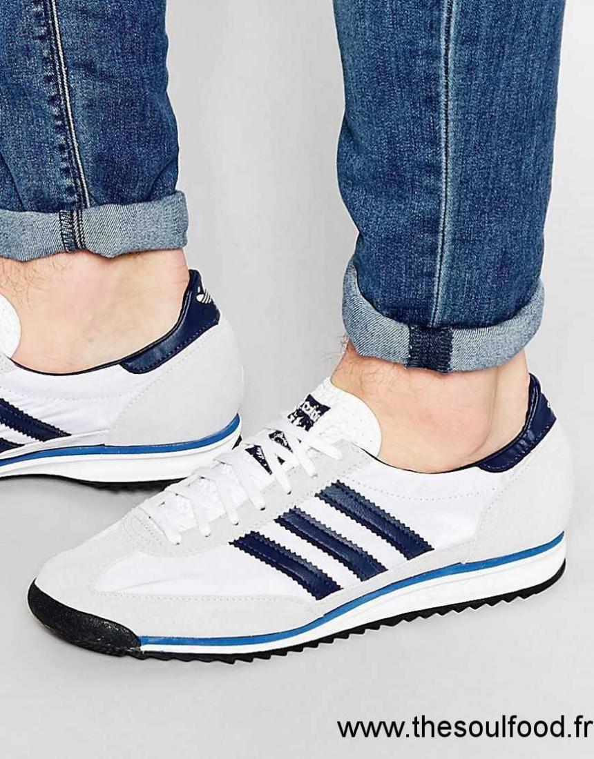 S78999 Homme 72 Chaussures Blanc Sl Adidas Originals Baskets m8wvNn0O
