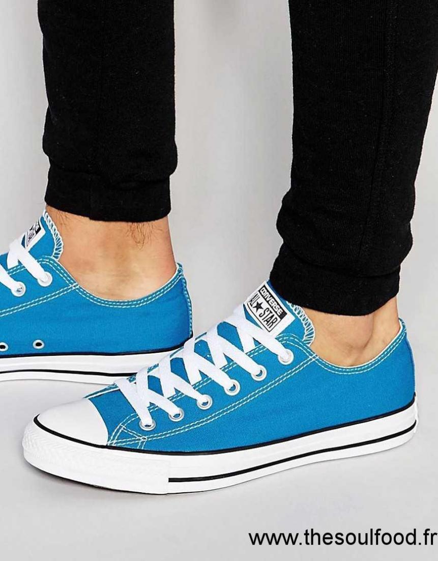 cfa797dca5d42 Chuck Taylor All Star Homme Bleu Chaussures