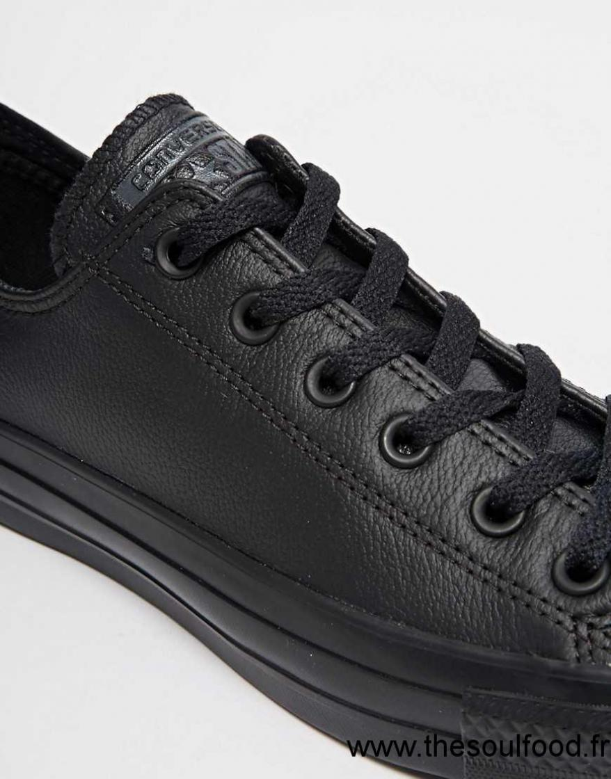 Converse All Star Cuir Homme