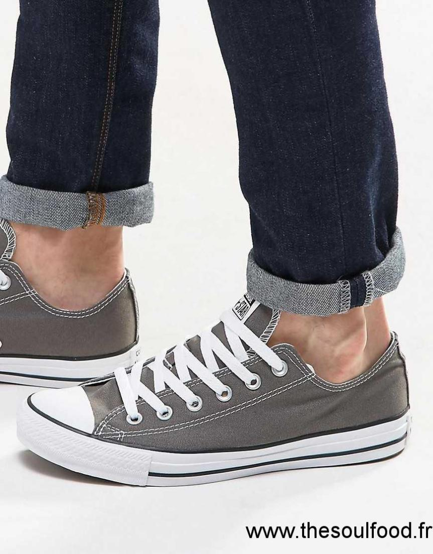 converse homme all star grise
