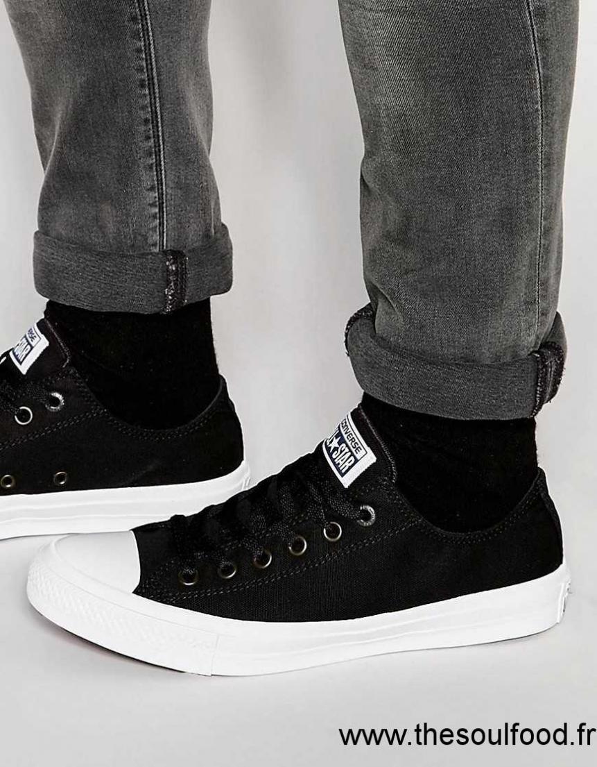 converse chuck taylor all star ii 150149c tennis noir homme noir chaussures converse. Black Bedroom Furniture Sets. Home Design Ideas