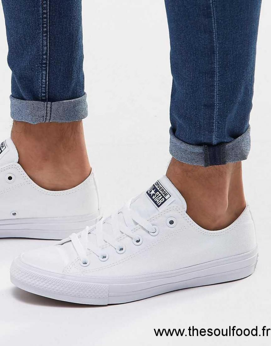 converse homme blanc