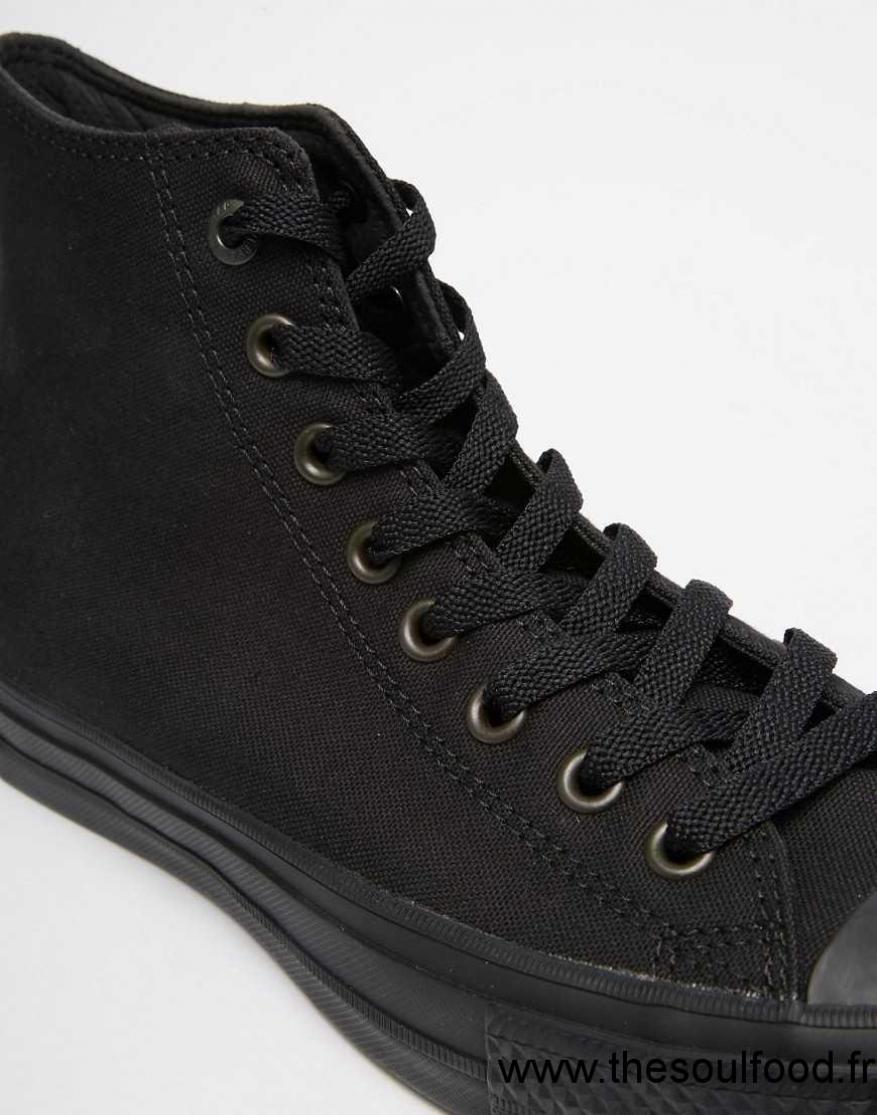 converse chuck taylor all star ii tennis montantes noir 151221c homme noir chaussures. Black Bedroom Furniture Sets. Home Design Ideas