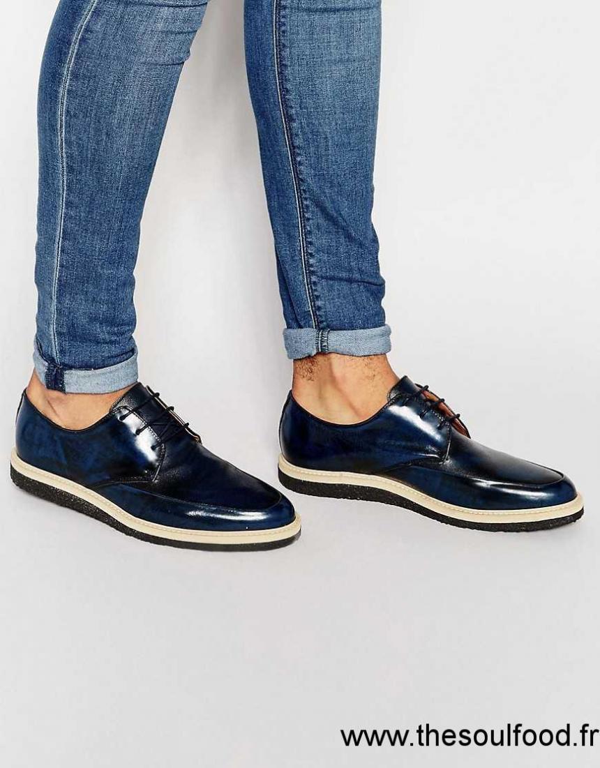 derby daim bleu derby bleu chaussures homme homme chaussure xtsChdQr