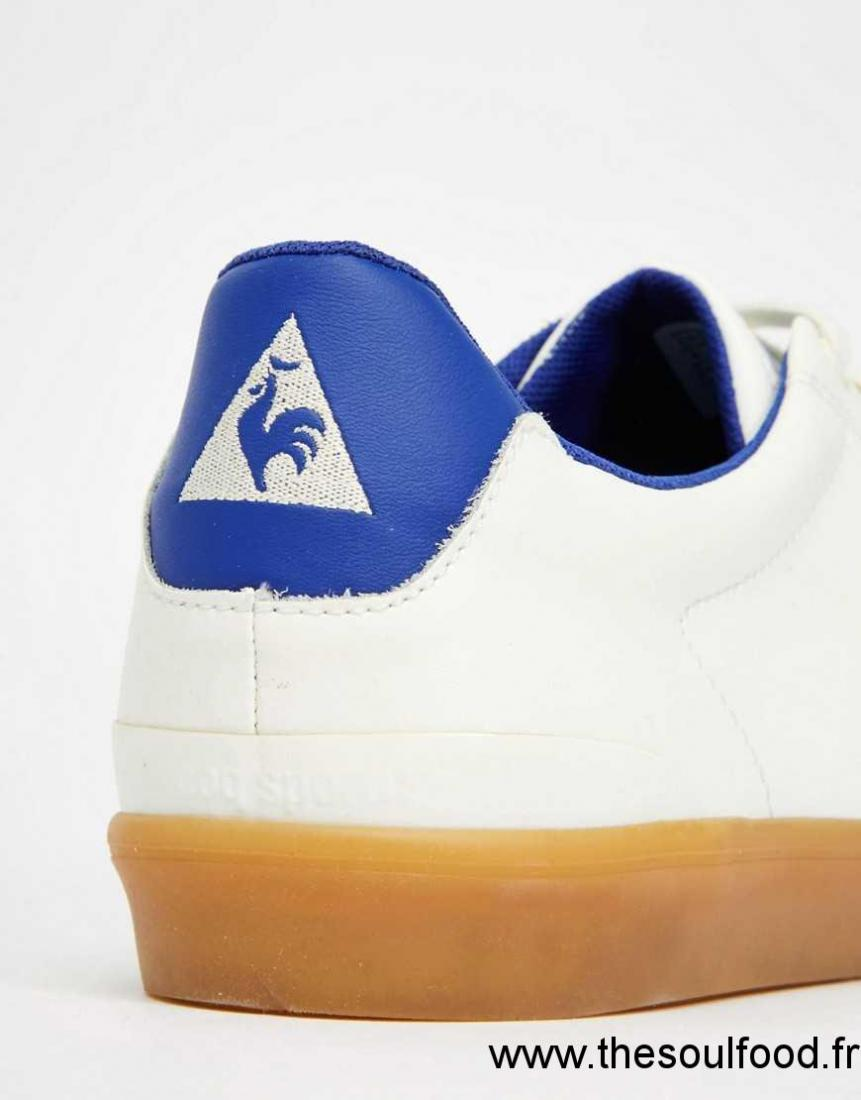 le coq sportif clubset baskets homme blanc chaussures le coq sportif france cb21002774. Black Bedroom Furniture Sets. Home Design Ideas