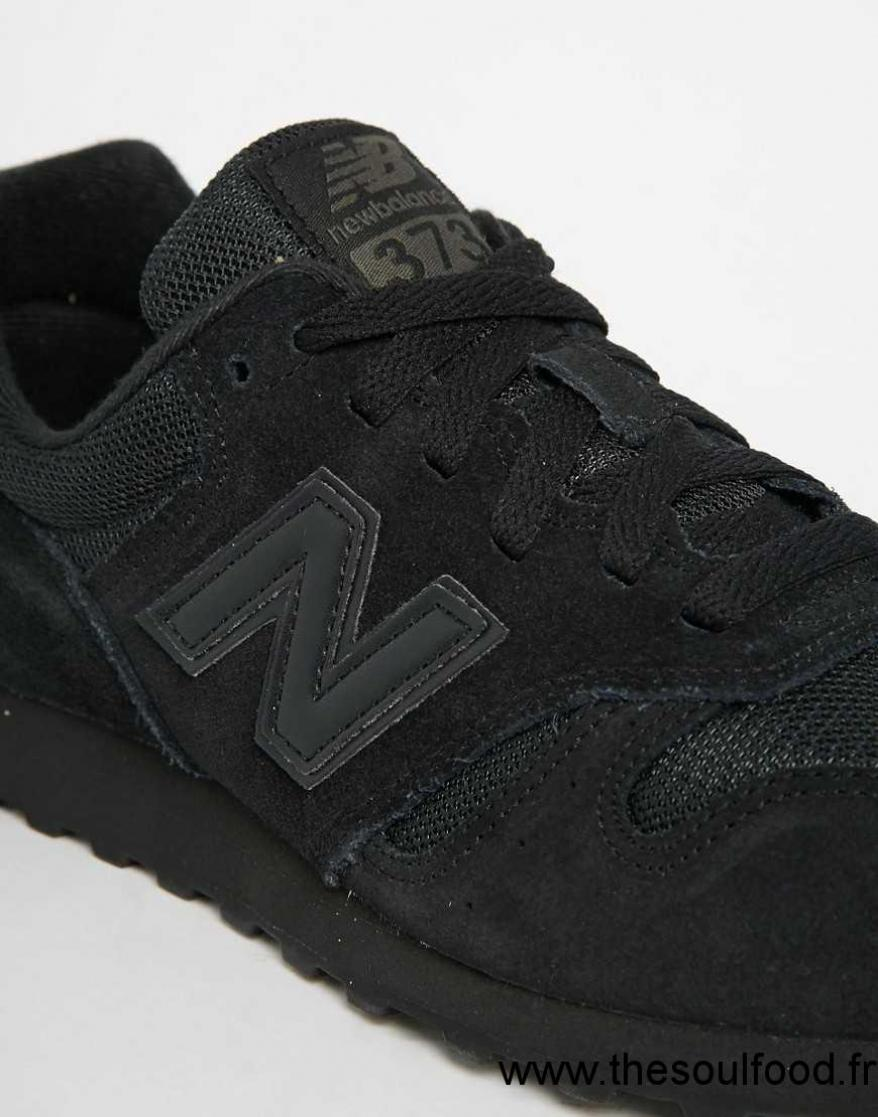 photos officielles 8fae1 9d1df New Balance - 373 - Baskets Homme Noir Chaussures | New ...