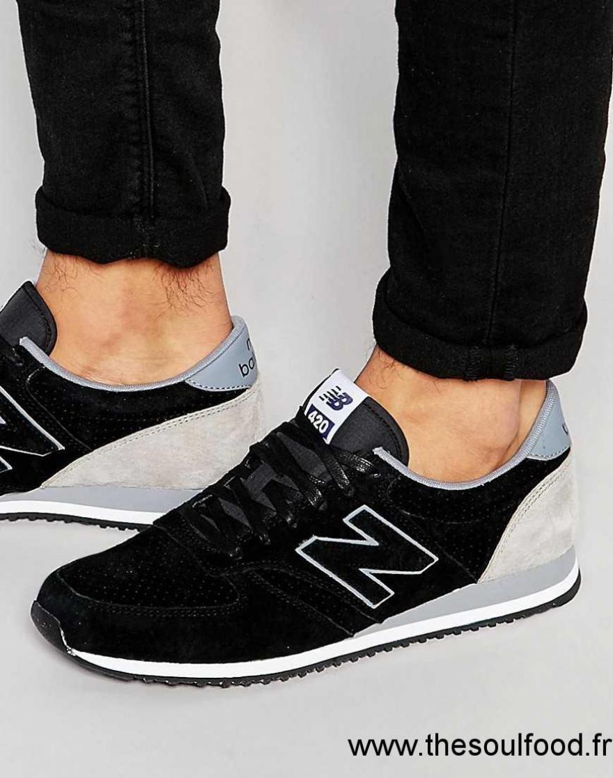new balance 420 noir homme