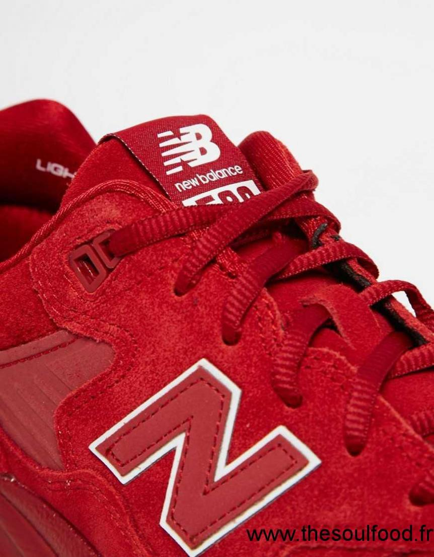 chaussures new balance homme rouge