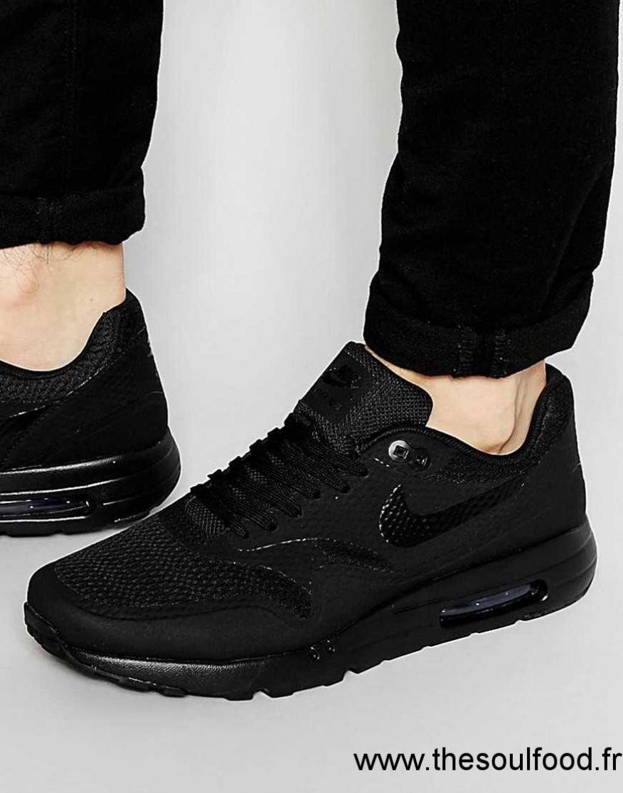 nike air max 1 ultra essential 819476 001 baskets homme noir chaussures nike france hh92003384. Black Bedroom Furniture Sets. Home Design Ideas