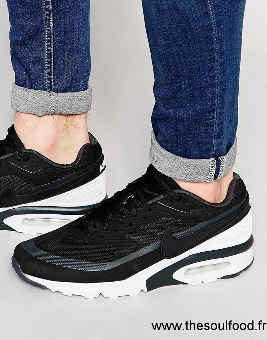 Nike Air Max BW Ultra SE noir Chaussures Baskets homme