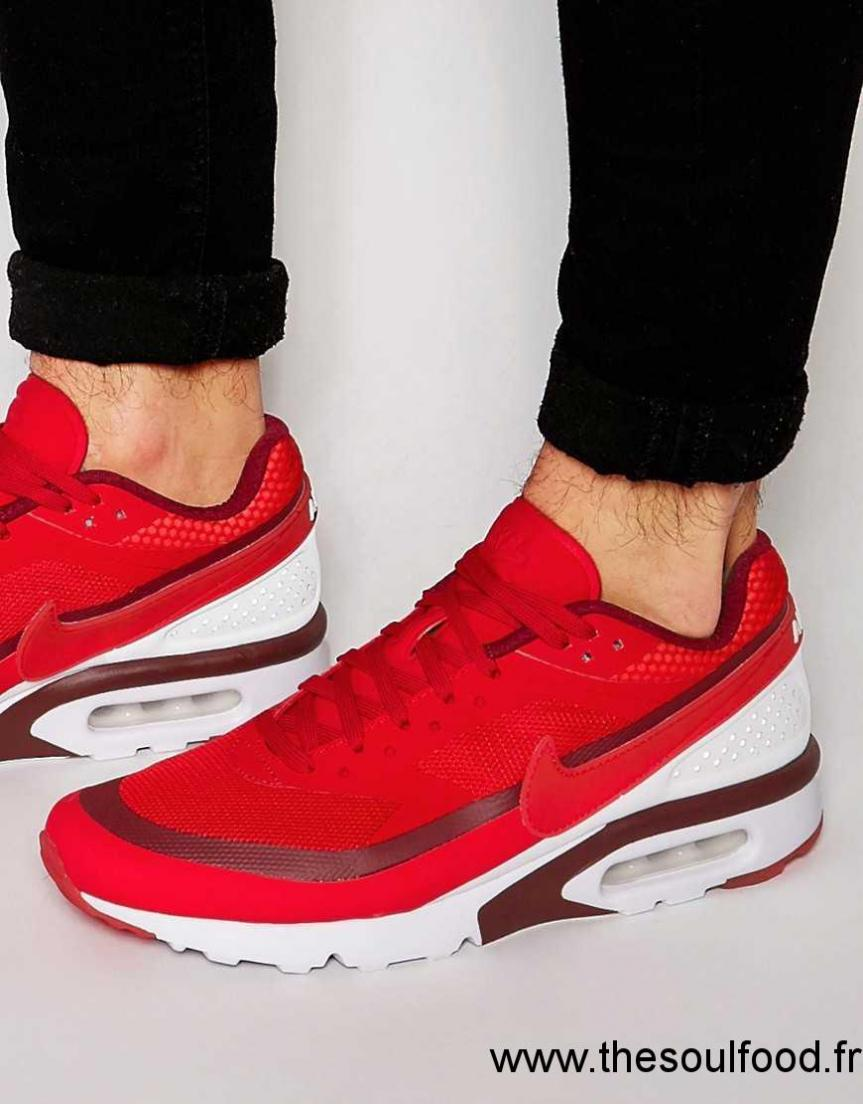 Puma Chaussure Femme Rouge