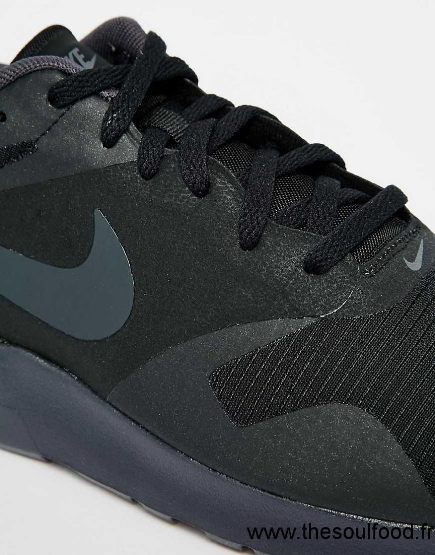 reputable site eed9d fe858 Nike - Air Max Tavas - Baskets 705149-010 Homme Noir Chaussures   Nike  France ZV61003407