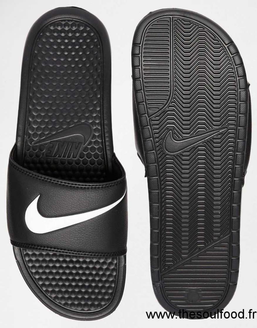 Mules Nike Tongs Style Noir Homme Benassi Chaussures 312618 011 ZwPTOkiuX