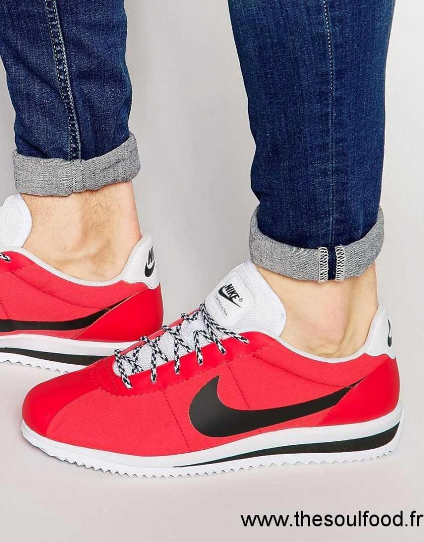 best sneakers 73768 401b2 ... coupon code for nike cortez ultra 833142 601 baskets homme rouge  chaussures nike france ai62003292 78c15