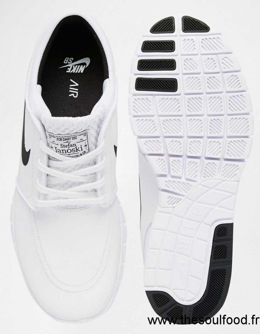 En Sb Baskets Cuir Nike 685299 Stefan Janoski 100 Homme Max 3j4ALqc5R