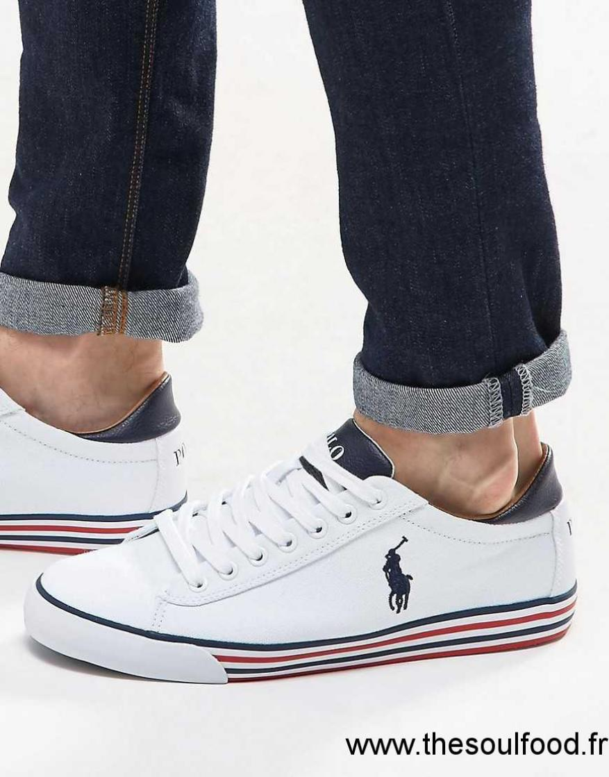 polo ralph lauren harvey baskets basses homme blanc chaussures polo ralph lauren france. Black Bedroom Furniture Sets. Home Design Ideas