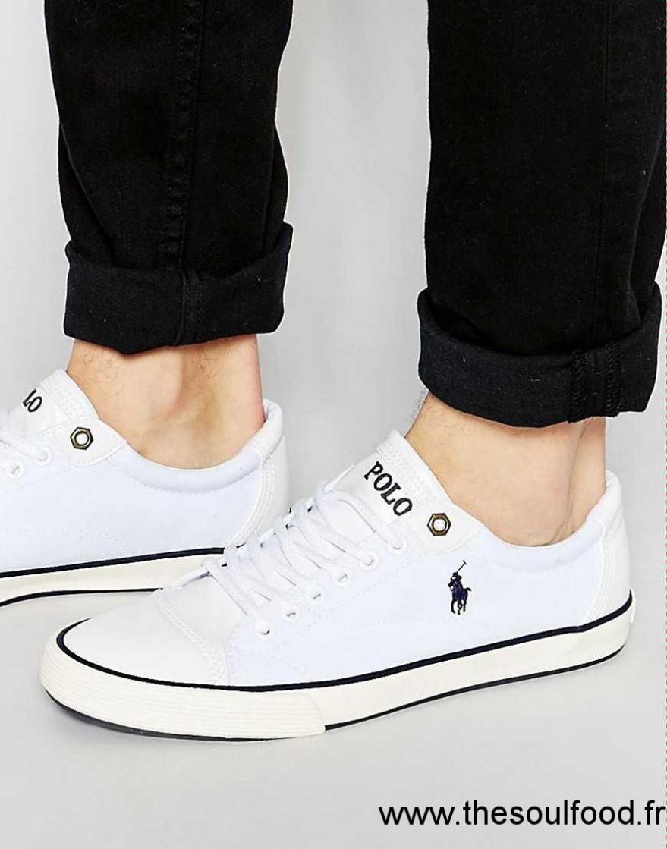 9e48a7e04b36ea Lauren Klinger Homme Polo Chaussures Ralph Baskets Blanc Bfww5n ...