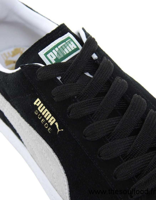ChaussuresFrance Baskets Homme Daim En Noir Wj35003709 Puma gyfv6Y7Ib