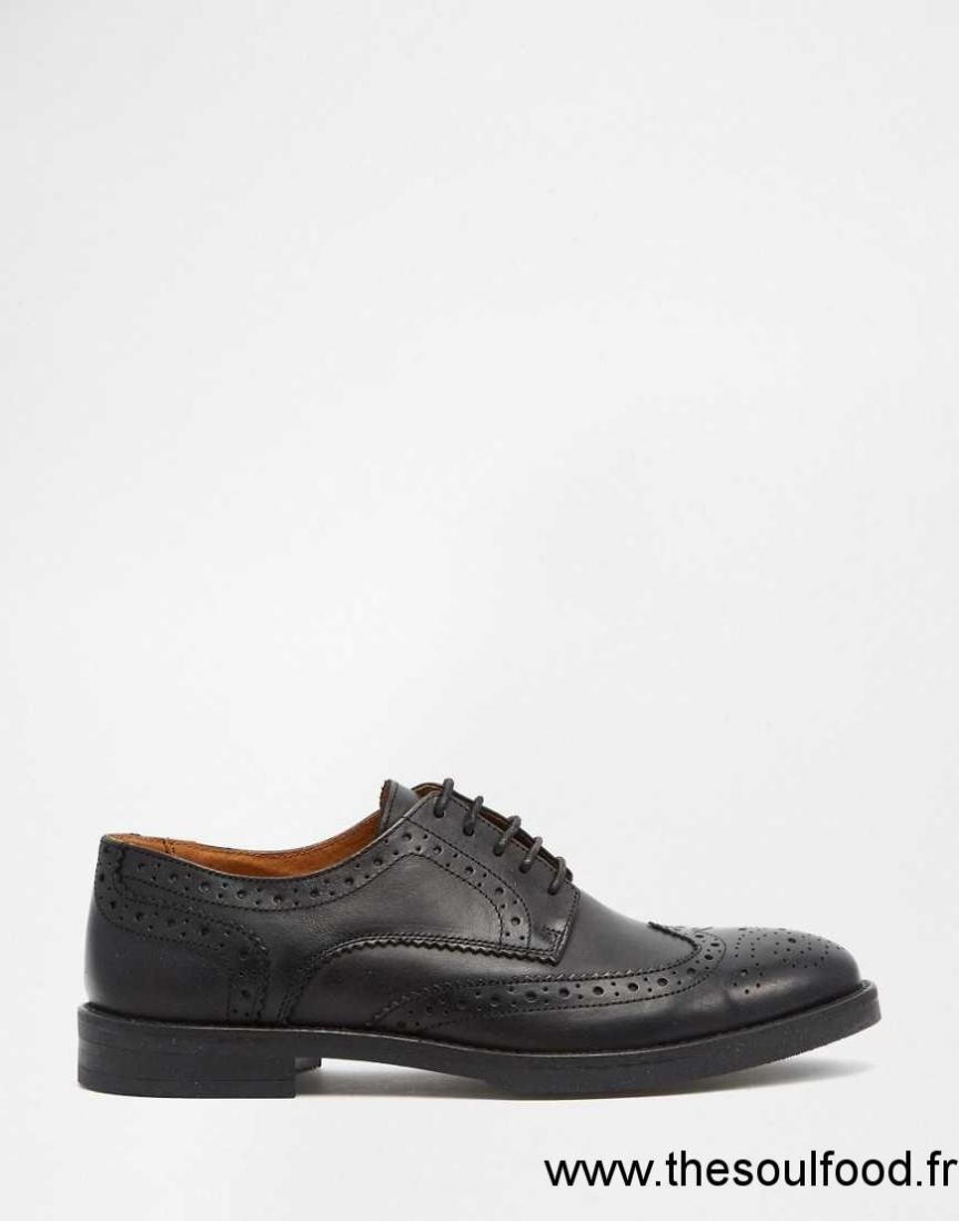 Selected Homme Marc Chaussures Richelieu Homme Noir Chaussures | Selected Homme France DY29004000
