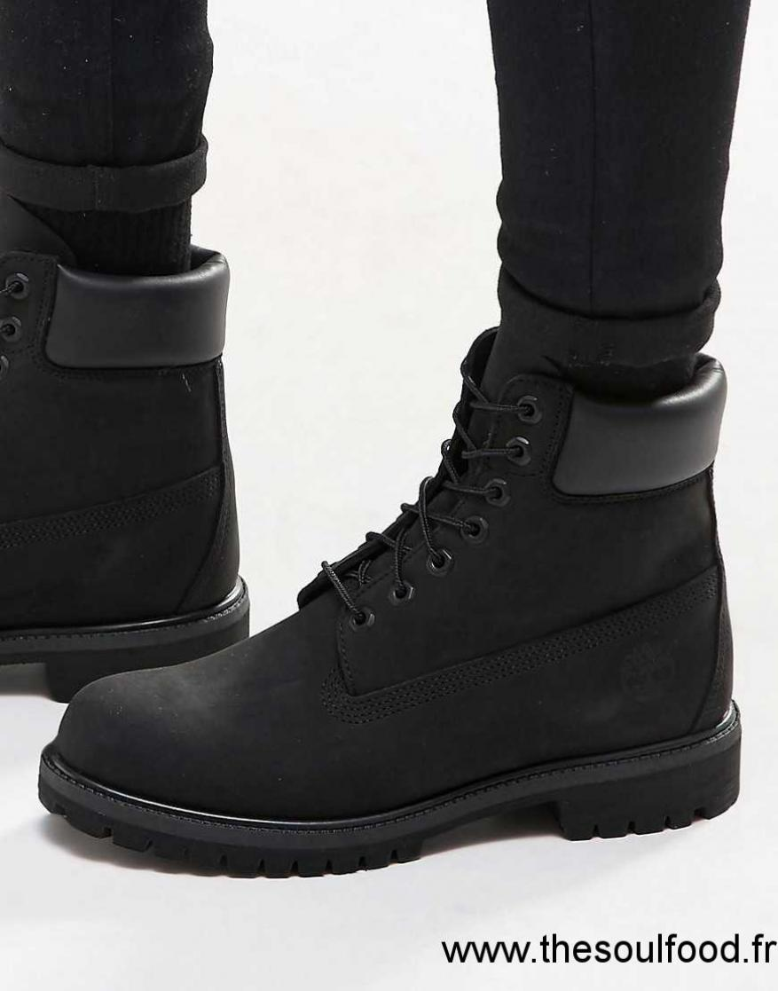 timberland homme noir style