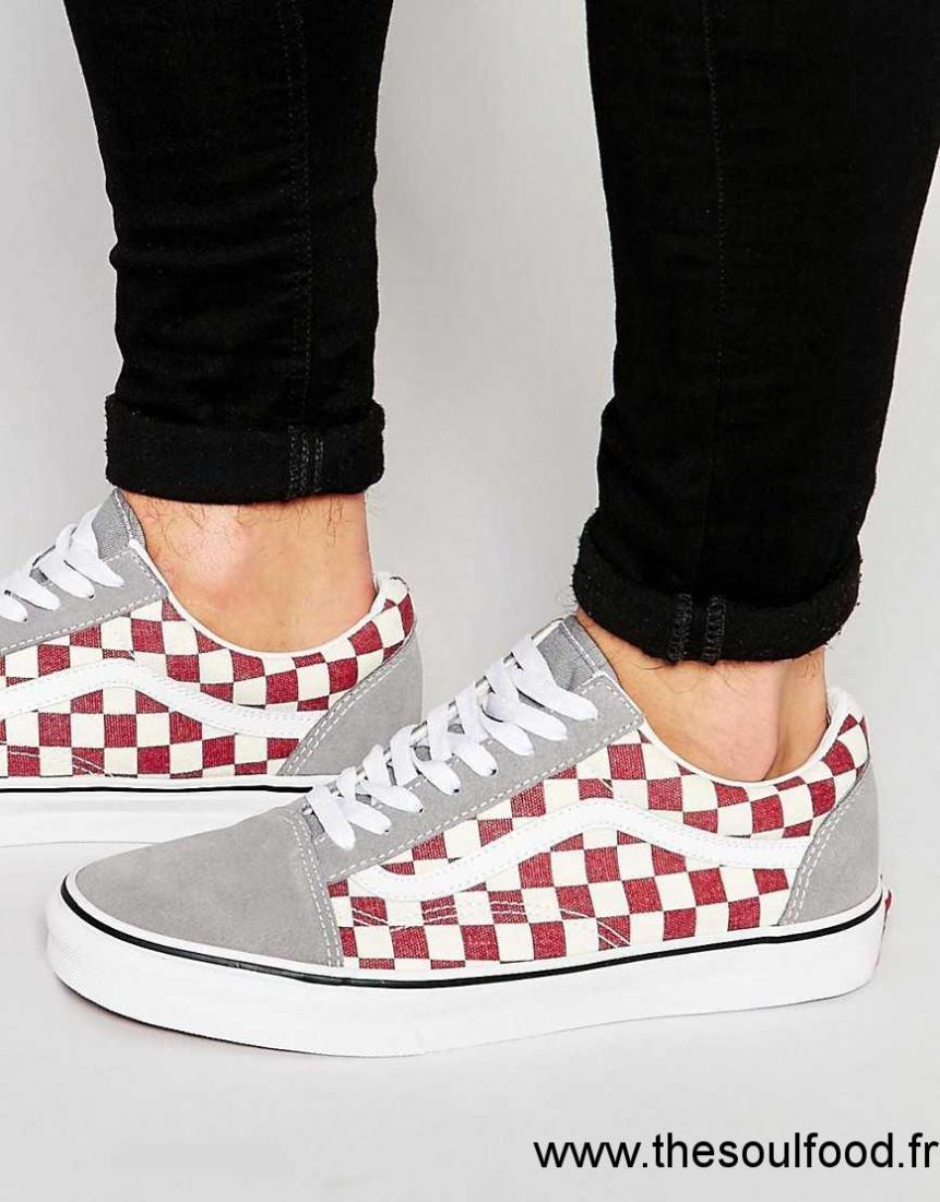 Vans Old Skool Damier
