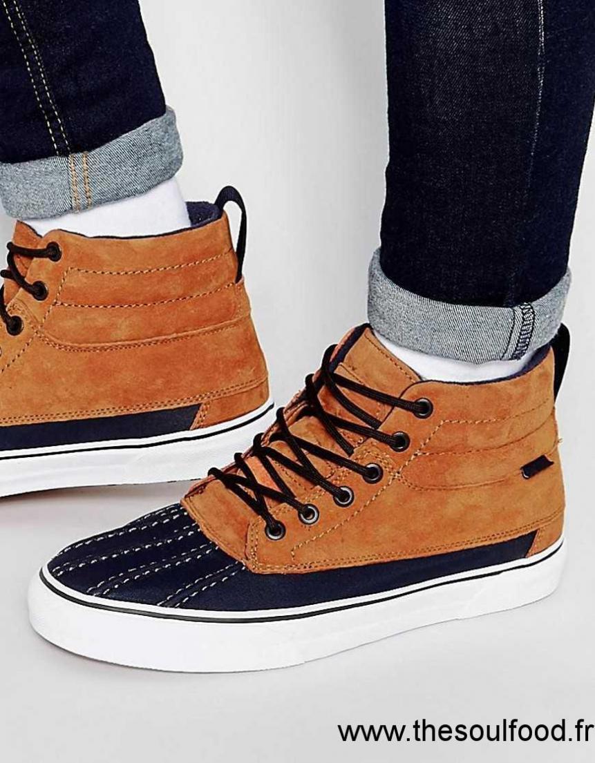 chaussures d 39 hiver homme vans. Black Bedroom Furniture Sets. Home Design Ideas